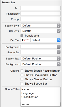 Adding a Search Bar to a Table View in Swift - Grok Swift