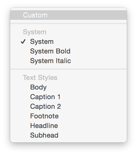 Custom Fonts in Swift - Grok Swift